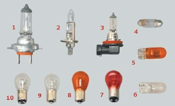 лампы в Форд Фокус 2