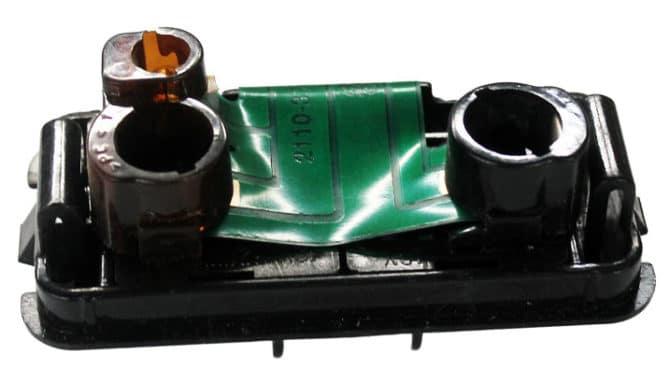 панель углового плафона ВАЗ 2112