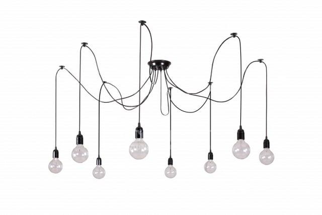 Выбираем светильники в скандинавском стиле