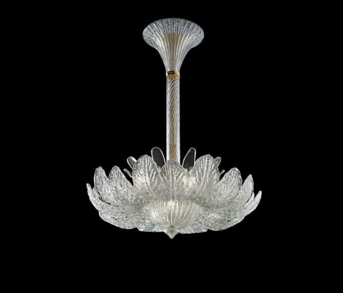 Итальянские люстры из муранского стекла