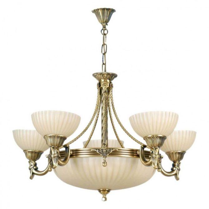 Какую выбрать классическую люстру для гостиной и спальни