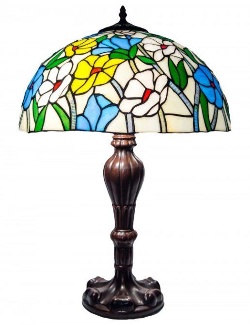 Настольные светильники в стиле Тиффани