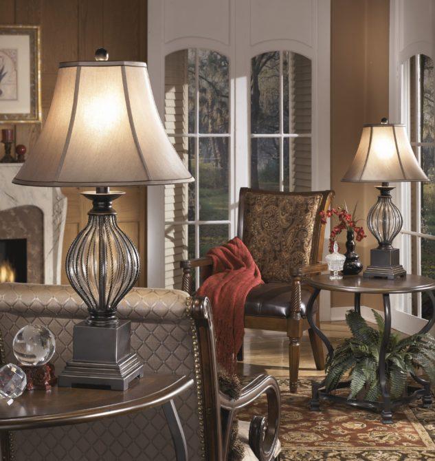 Как выбрать классическую настольную лампу от итальянских брендов