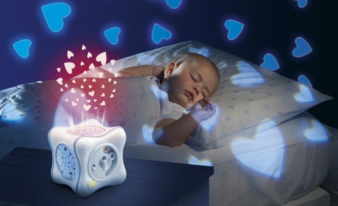 Обзор ночников от итальянской фирмы Chicco
