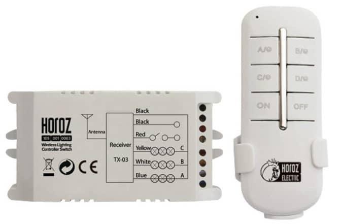 Беспроводной модуль управления