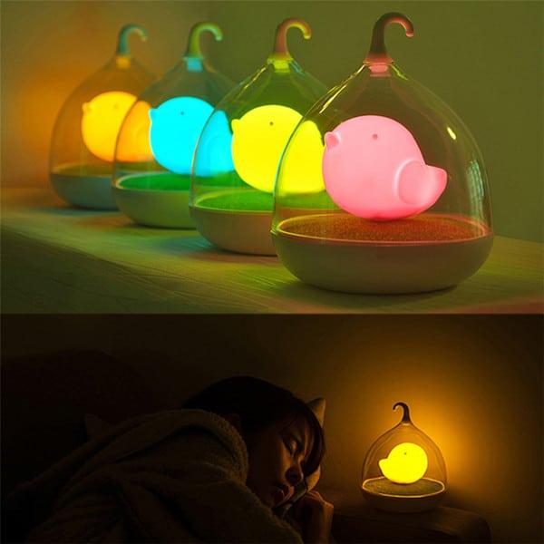 Выбираем светодиодный ночник