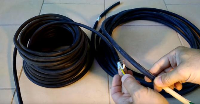 Какой кабель или провод использовать для электропроводки