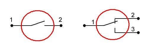 Как собрать схему управления светом из трёх мест
