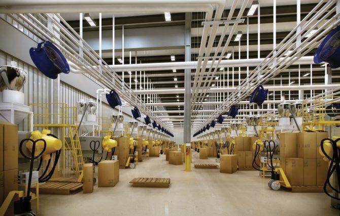 Требования к освещению помещений и рабочих мест
