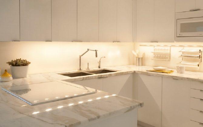 Как правильно проложить электропроводку на кухне