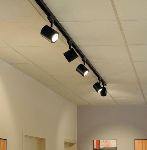 Каким бывает потолочное освещение
